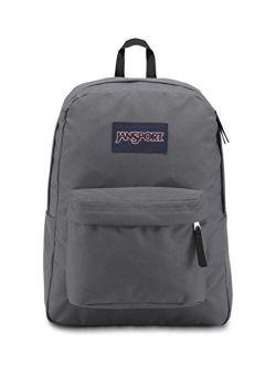 , Superbreak Backpack, (5l8) Deep Grey, One Size