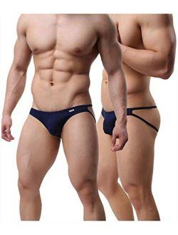 Men's Sexy Jockstrap Underwear Soft Jock Strap Athletic Supporter