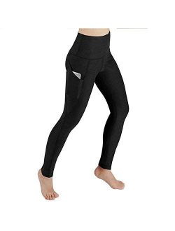 Yoga Pants With Pockets Extra Soft Leggings With Pockets For Women Non See-through High Waist Workout Leggings
