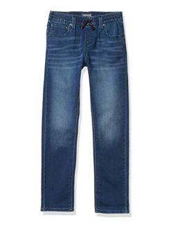 Gold Label Boys Pull-on Slim Fit Jean