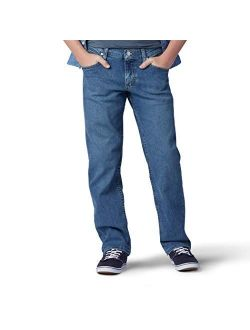 Big Boy Proof Relaxed Fit Tapered Leg Jean
