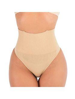FUT Women Sexy Thong Panty Waist Cincher Girdle Tummy Control Shapewear Slimmer Body Shaper