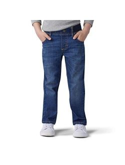 Boys' Little X-treme Comfort Pull-on Relaxed Tapered Leg Jean