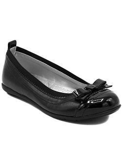 Girls Flat Mary Jane Oxford School Shoe (toddler/little Kid/big Kid)