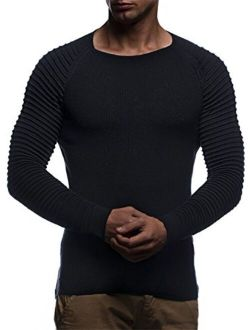 Men's Knit Pullover Ln20729