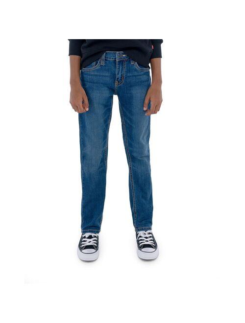 Boys 4-20 Levi's 511 Slim Fit Performance Jeans In Regular & Husky