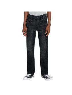 -20 Levi's 514 Straight Fit Flex Stretch Jeans