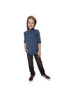 Boys 4-12 Sonoma Goods For Life Straight Jeans in Regular, Slim & Husky