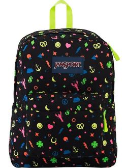 Superbreak Backpack - Neon Charmed Life - JS00T50134F