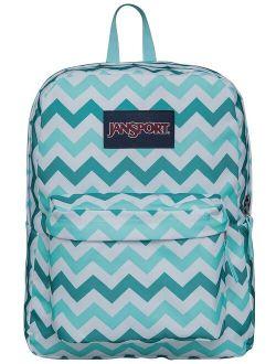 Superbreak Backpack (Aqua Dash Zou Bisou)