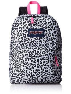 Js00t50133j : Unisex Superbreak White Leopard Backpack
