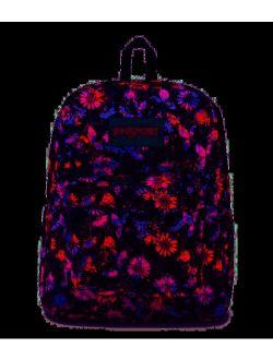 Superbreak Chroma Floral Backpack School Bag