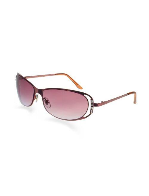 BluBlocker Bevel Edge Pink/Purple Cut Out Frame – 1311K