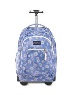 Driver 8 Rolling Backpack - Wheeled Travel Bag With 15-inch Laptop Sleeve (daisy Haze)