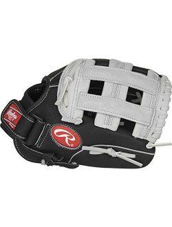 Rawlings Youth Baseball Glove Sure Catch Series Sport mitt