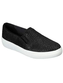 3 By Skechers Women's Evve Fashion Slip-on Sneaker