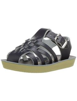 Salt Water Sandals by Hoy Shoes Unisex Sun-San - Sailors (Infant/Toddler)