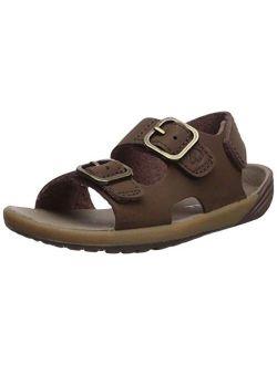 Unisex-child Bare Steps Sandal