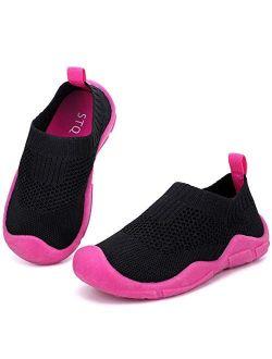 Toddler Boys & Girls Sneakers For Kids Athletic Tennis Walking Running Shoes