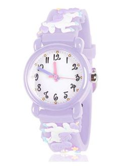 Dodosky Gifts for 3-8 Year Old Girls, Girls Watches Age 3-8 Birthday Present for Toddler Girls Toys for 3-7 Year Old Girls Xmas Stocking Stuffers for Toddler