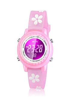 Dodosky 3D Cartoon Waterproof Watches for Kids - Kids Gifts