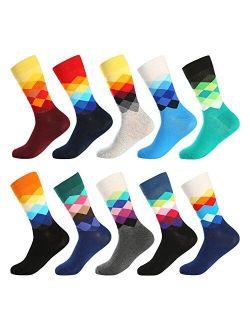 Fun Socks ,funny Socks For Men Novelty Crazy Crew Dress Socks ,cool Cute Food Graphic Animal Socks