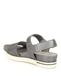 Women's Metallic Somer Banded Sandals Size