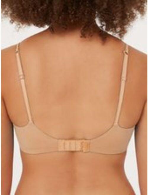 Secret Treasures Women's Luxe Wire-Free Bra