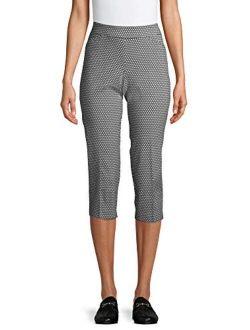 Time & Tru Women's Millennium Capri Pants