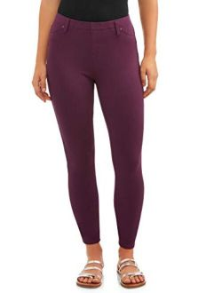 Purple Pearl Fitted Jegging