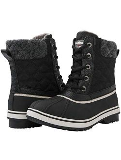 Women's Winter Ankle Snow Boots