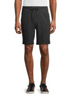 Men's And Big Men's Active Textured Shorts, Up To Size 3xl
