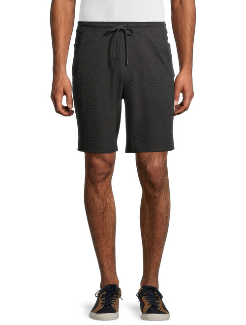 Russell Men's and Big Men's Active Textured Shorts, up to Size 3XL