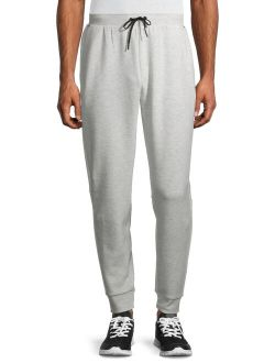 Men's And Big Men's Active Fusion Knit Joggers, Up To 5xl