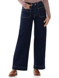 Women's Retro Flare Jeans