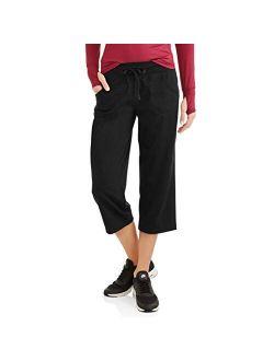 Women's Active Knit Capri