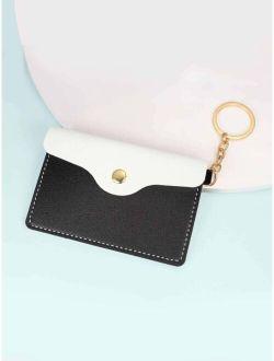 PU Bag Charm Keychain