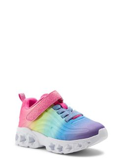 Light Up Athletic Sneaker (toddler Girls)