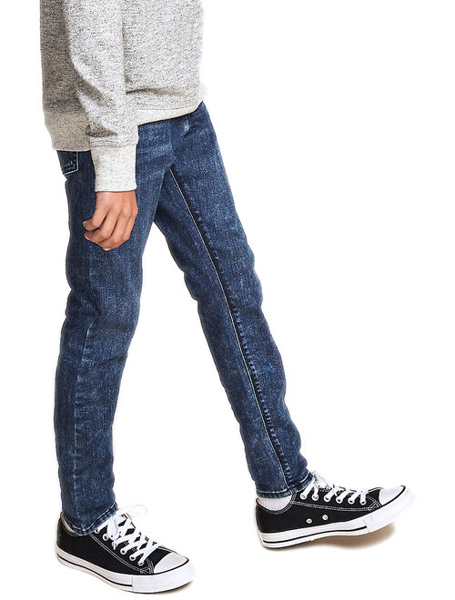 Signature by Levi Strauss & Co. Boys Taper Fit Jeans, Sizes 8-18