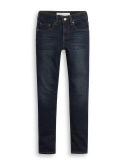 Boys 4-18 Distressed Slim Fit Jeans