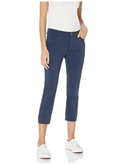 Women's Perfect Shape Twill Capri Pant