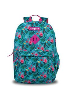 Kids' 3-piece Back To School Kit - Backpack, Lunchbox & Pencil Case, Fossil Friends