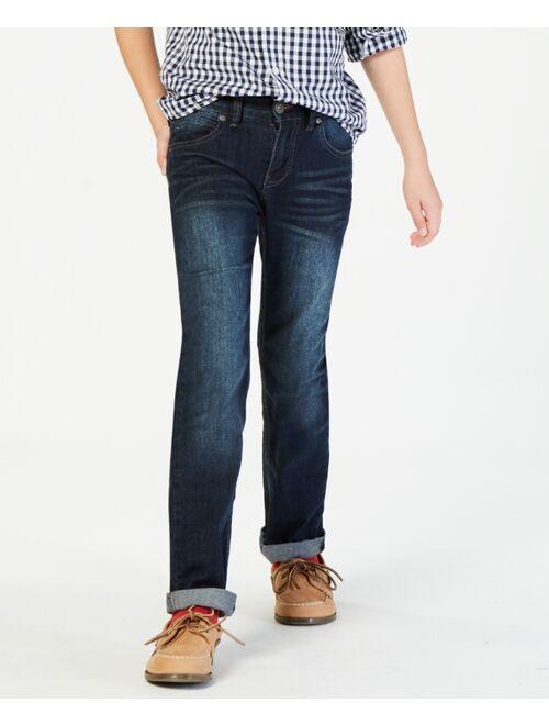 Tommy Hilfiger Kent Regular Fit Stretch Jeans Big Boys