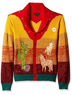 Men's Ugly Christmas Sweater Southwestern