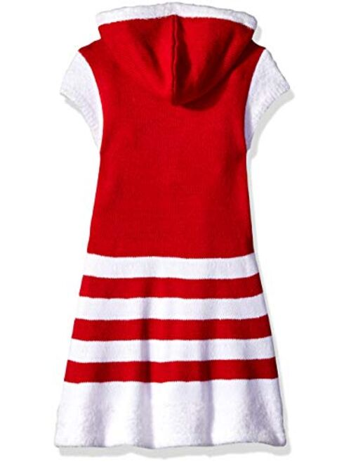 Blizzard Bay Girls Ugly Chrismas Sweater Dress