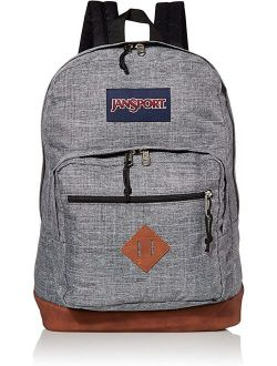 Heathered 600 D Cityview Backpack
