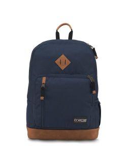 """Jansport Dakoda 17"""" Solid Backpack - Navy"""
