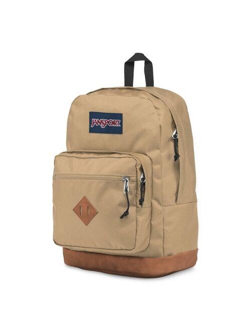 "JanSport 18"" City View  vintage Backpack - Field Tan"
