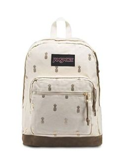 Right Pack Laptop Pineapple Print  Backpack (isabella Pineapple)