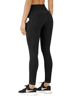 Yoga Pants For Women With Pockets Leggings For Women High Waisted Workout Leggings For Women